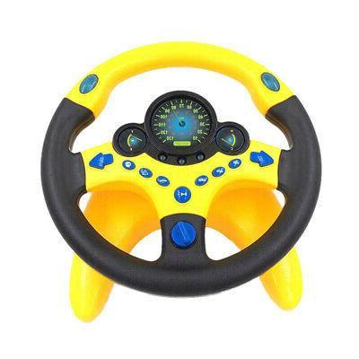 USA Steering Educational Sound