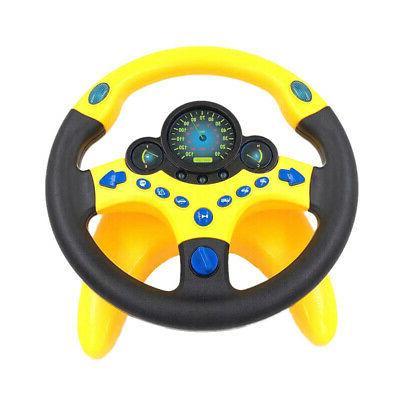 Kids Wheel Sound Toys Kit