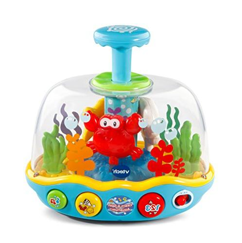 learn spin aquarium
