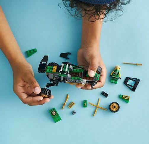 NINJAGO Raider 71700 Toy Buggy Kit,