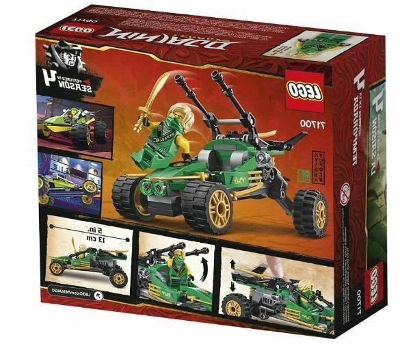 NINJAGO Jungle Raider 71700 Kit,