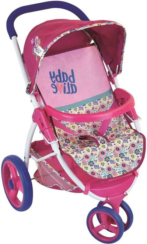Baby Alive Doll Stroller Toy Flat River Group D82091 Strollers
