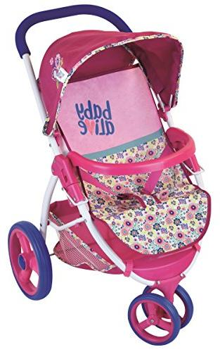 lifestyle stroller toy