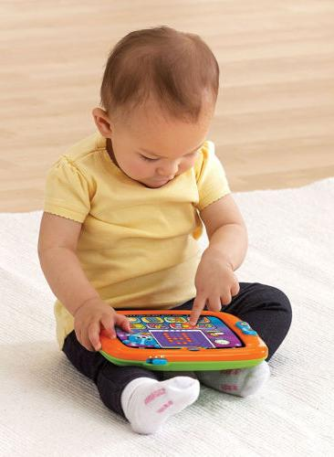 Vtech Light Up Baby Touch Toy Music Tablet Learning Kids Educational Fun