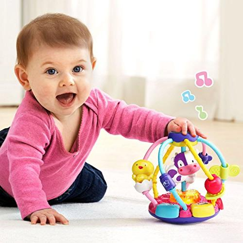 VTech Baby Critters Shake Wobble Ball Amazon