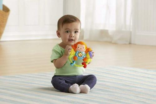 VTech Monkey Rattle 35 Play
