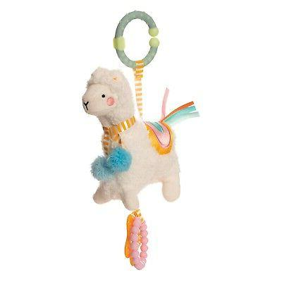 Manhattan Toy Llama Baby and Toy