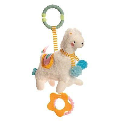 Manhattan Toy Clip-on Baby Travel and Toy
