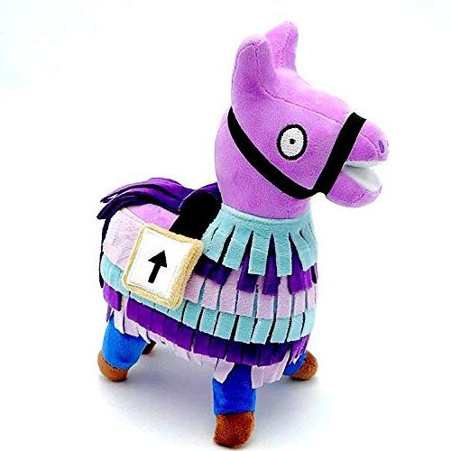 llama plush loot supply stuffed