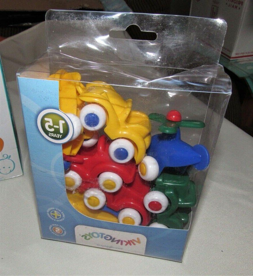 Lot of 3 Baby Early ToysBall Ramp Viking