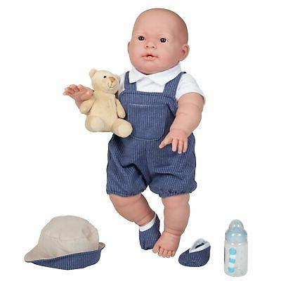 JC Toys, Doll Boy - & Deluxe Accessories