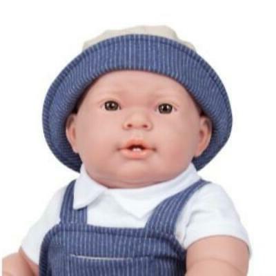 JC Lucas Doll All-Vinyl Real Boy Deluxe