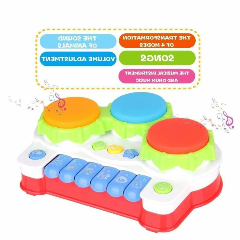 1 Year Piano Musical Instruments Toys