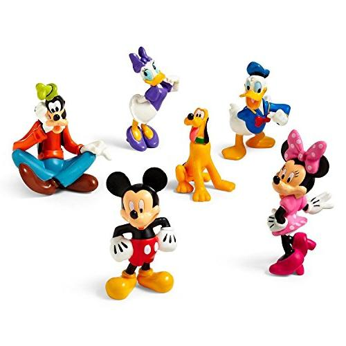 mickey mouse clubhouse figure play