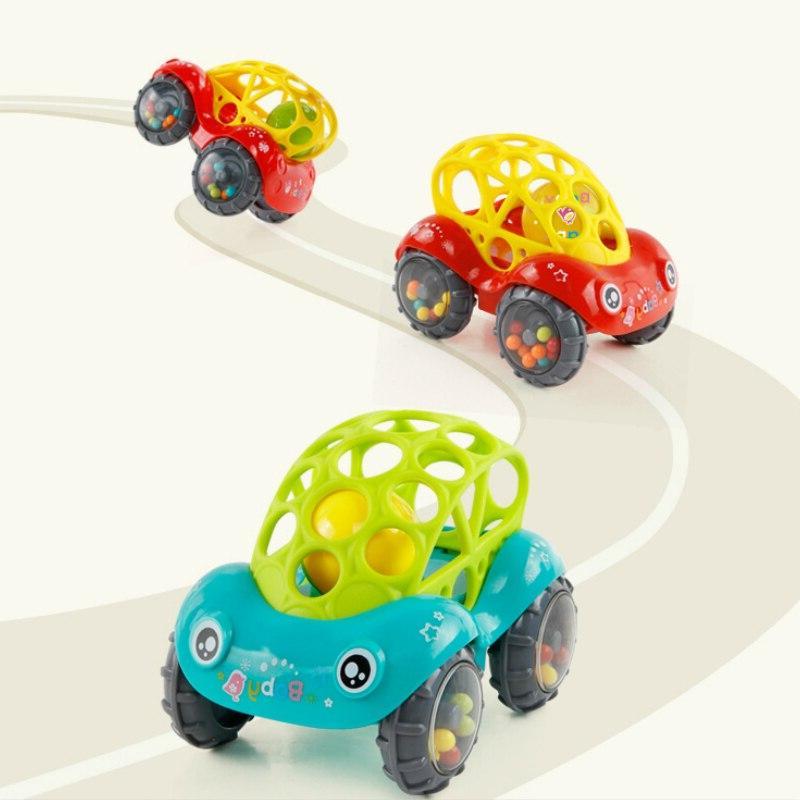 Mini <font><b>Toy</b></font> Hand Catch Ball Newborn <font><b>Toy</b></font> with Children