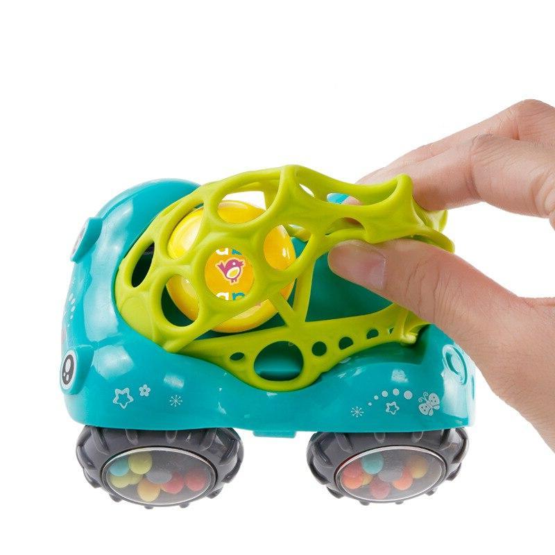 Mini <font><b>Toy</b></font> Crib Grip Catch <font><b>Toy</b></font> Inertial slide with Children