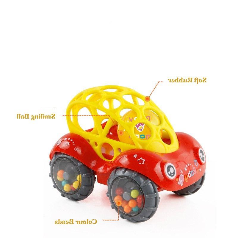 Mini <font><b>Toy</b></font> Crib Grip Catch <font><b>Toy</b></font> Inertial with Colorful Children <font><b>Toy</b></font>