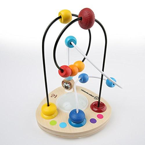 mixer wooden bead maze toddler