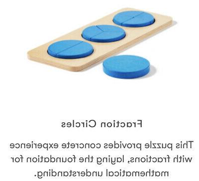 Montessori Wooden Toys Monti Kids Level 8 Ages Months