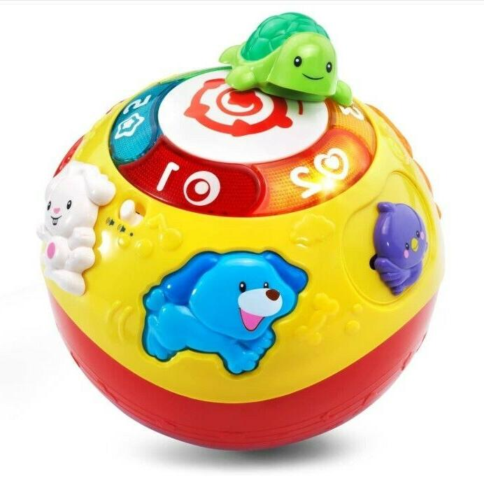 move and crawl baby ball toys