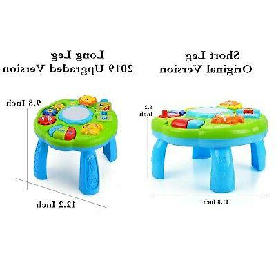 Musical Learning Table Baby Toys Hanmun ZM16029 Electronic Educational Toys...