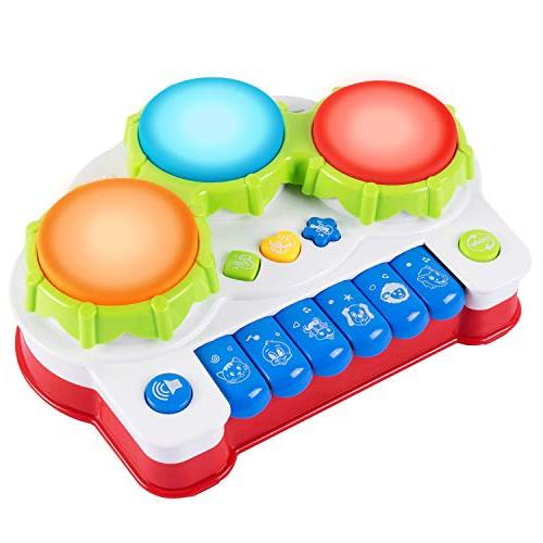 musical toys piano drums instrument