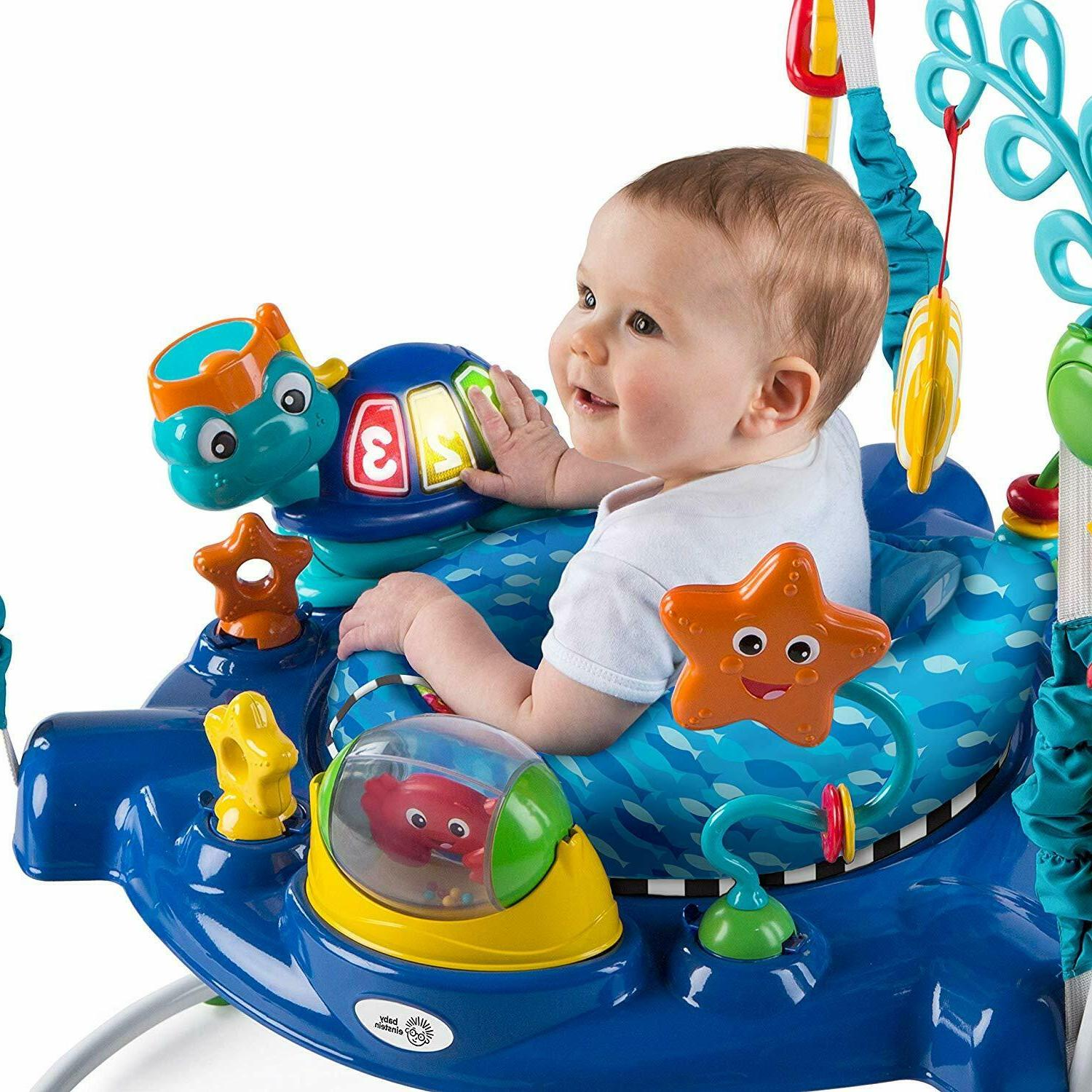 Baby Discovery Jumper swivels Baby Toys