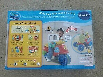 NEW Learn & Zoom Baby Toddler Interactiv
