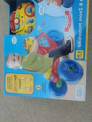 NEW & Motorbike Toddler 12-36 Interactiv