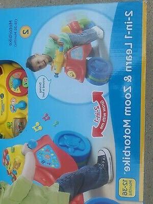 NEW Learn & Baby Toddler Toy Interactiv