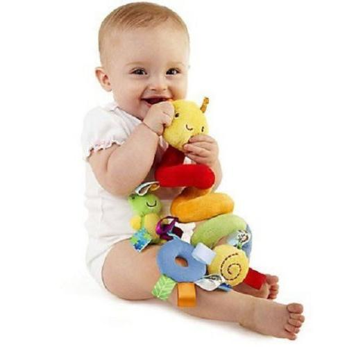 New Activity Car Seat Lathe Hanging Toys Rattles Toy