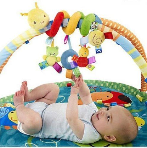 New Spiral Stroller Car Hanging Toys Baby Toy
