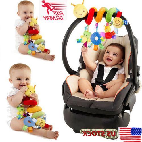 new activity spiral stroller car seat travel