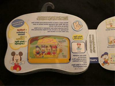 NEW Vtech VSmile BABY MICKEY Smartridge Interactive Video