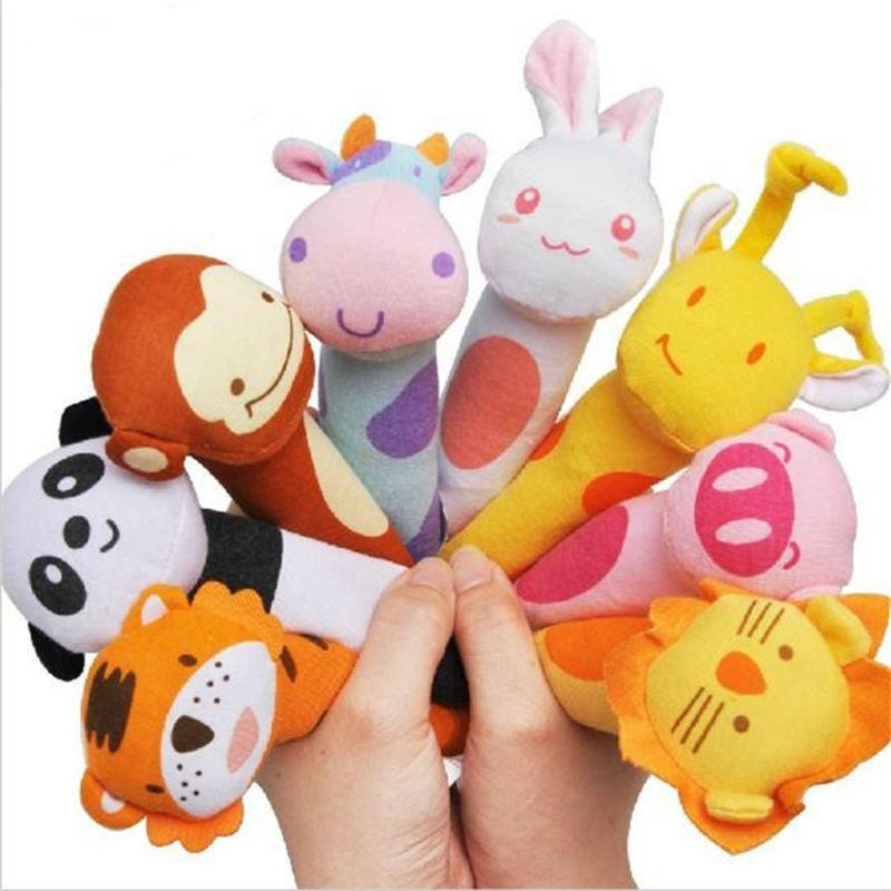 Newborn Baby Plush Sound