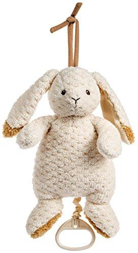 oatmeal bunny musical pull toy