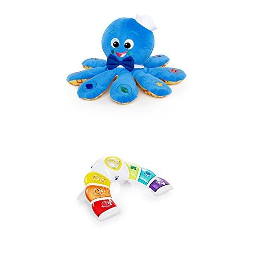 octoplush plush toy glow discover