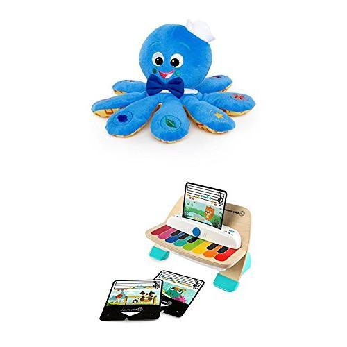 octoplush plush toy magic touch