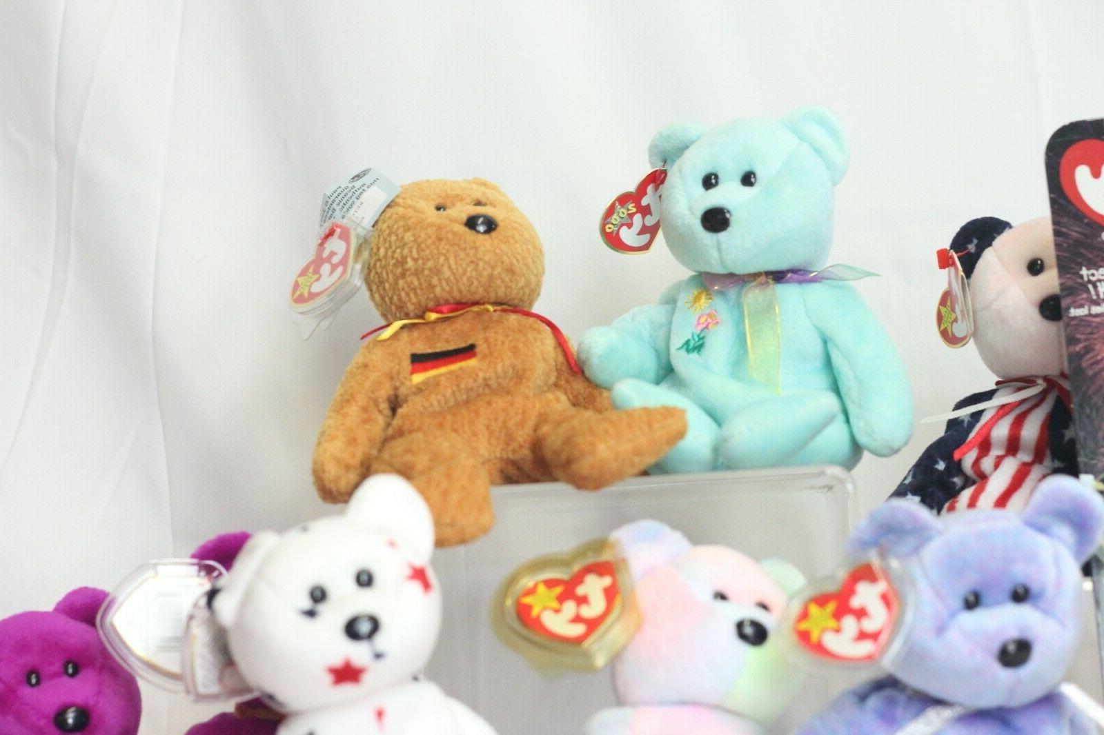 Ty Original Bears Of Plush Toys Germania
