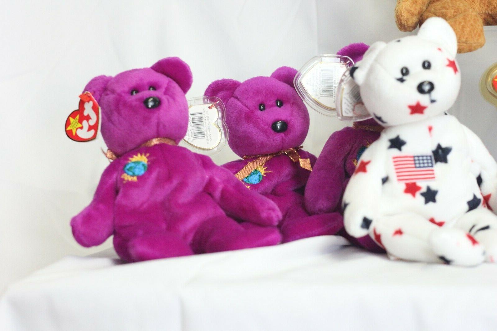 Ty Beanie Babies Bears Plush Toys Germania