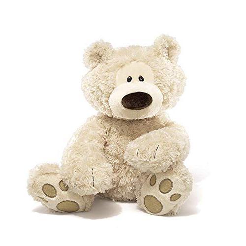 philbin teddy bear stuffed animal
