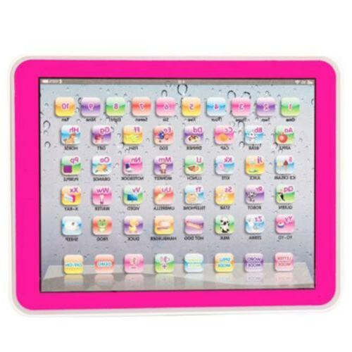 pink baby tablet educational toys girls toy
