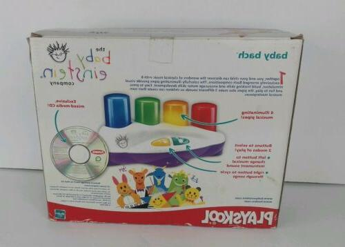 Playskool Baby Bach Piano Touch Play