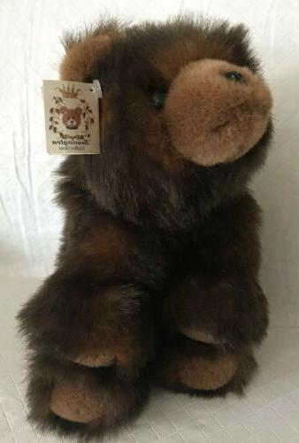 plush bear baby benjamin stuffed soft toy