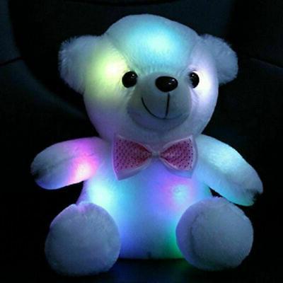 Baby LED Light Soft Teddy Kids US