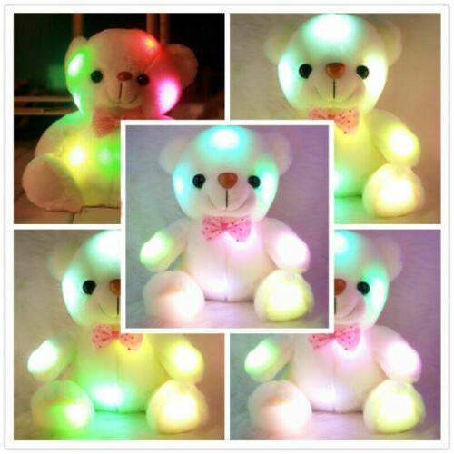 Plush For Baby LED Soft Kids Gift