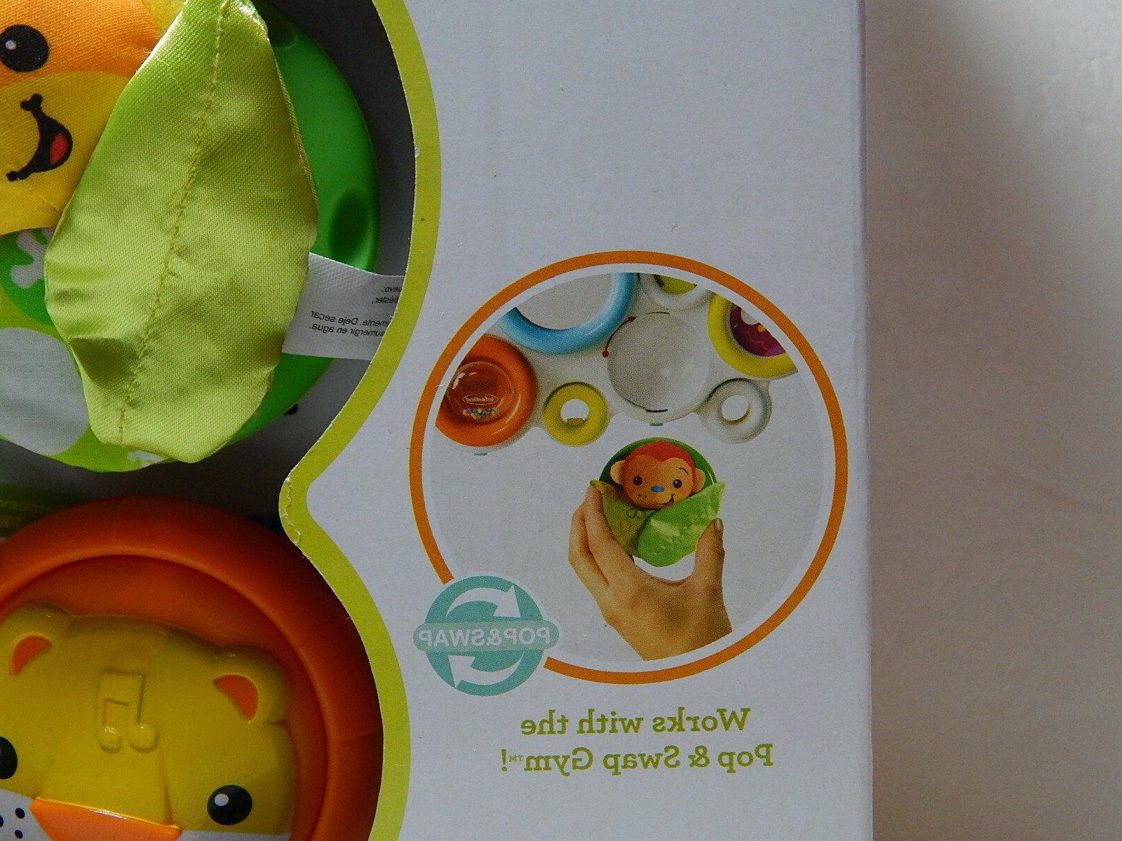 Infantino 3-Piece Activity Toys 0+