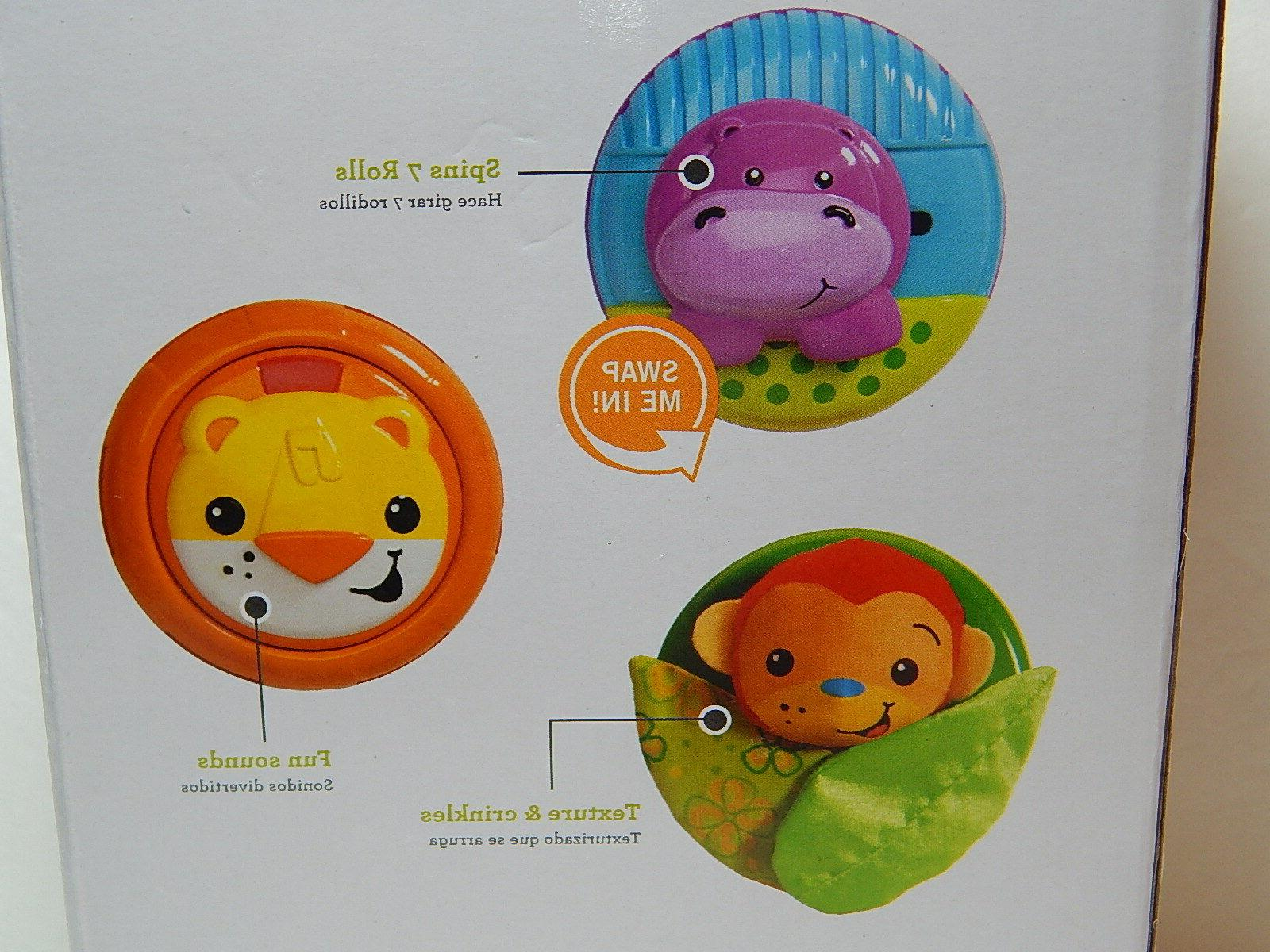 Infantino Play 3-Piece Activity Baby Toys