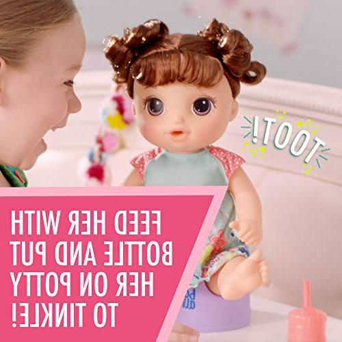 Baby Alive Dance with Hair, Rewards More, That On Her Girls & Years & Up