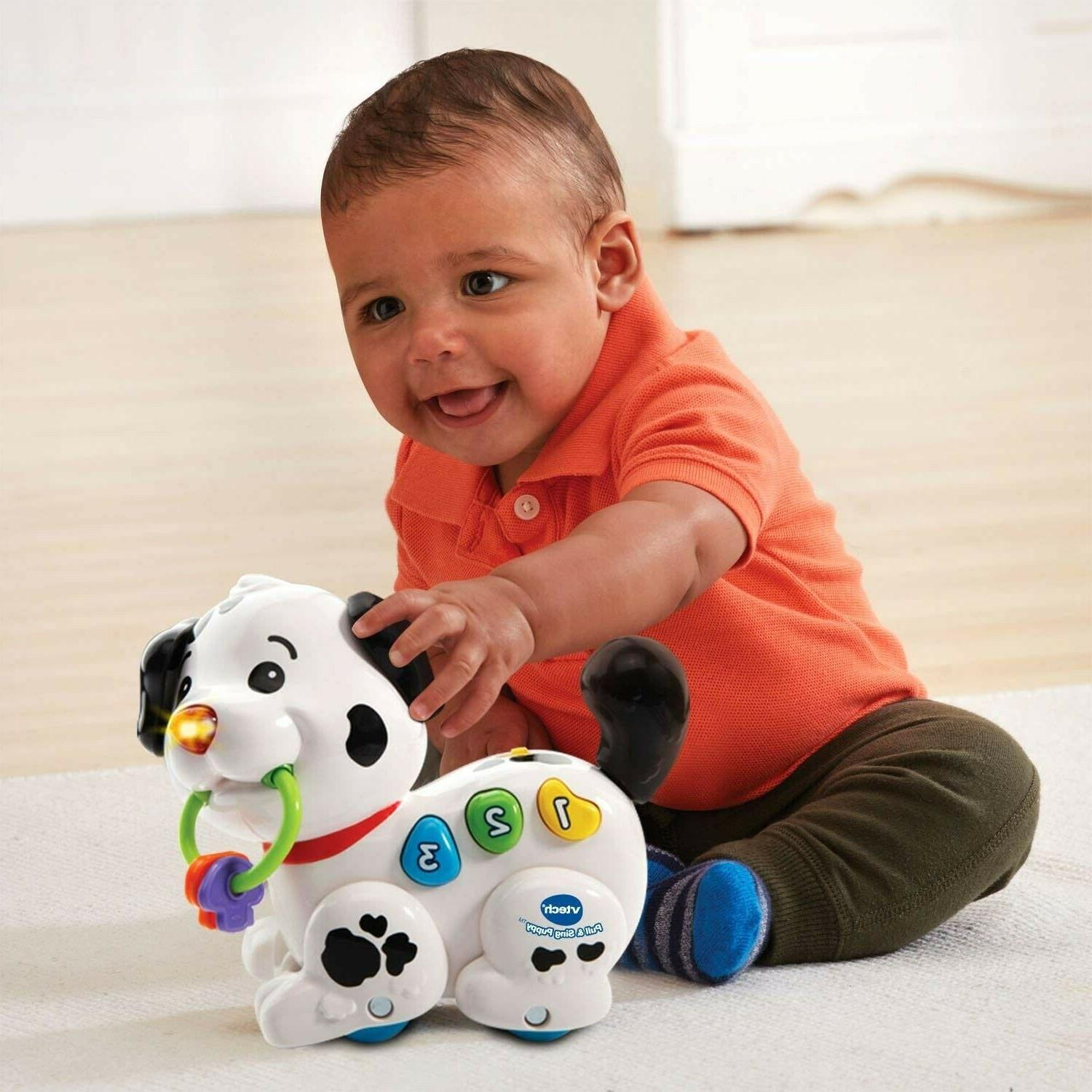 VTech and Puppy 1 to Old Toddlers